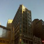 My former office at Columbus Circle